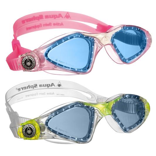 Aqua Sphere Kayenne Junior Blue Lens Swimming Goggles