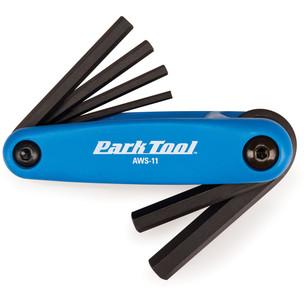 Park Tool AWS11 Folding Hex Multi Tool Set