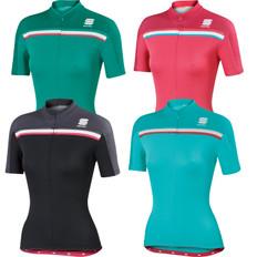 Sportful Allure Womens Short Sleeve Jersey 2016