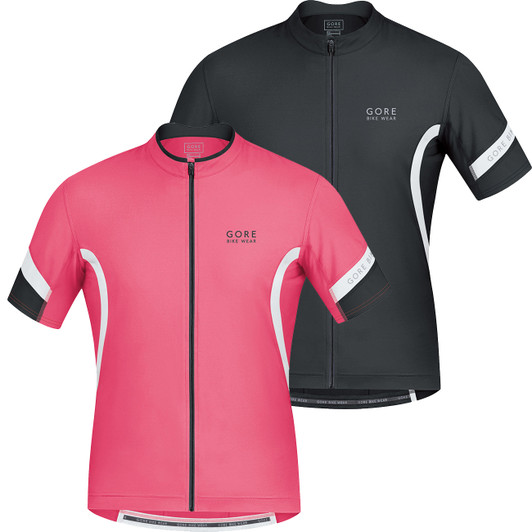 Gore Bike Wear Power 2.0 Short Sleeve Jersey 2016