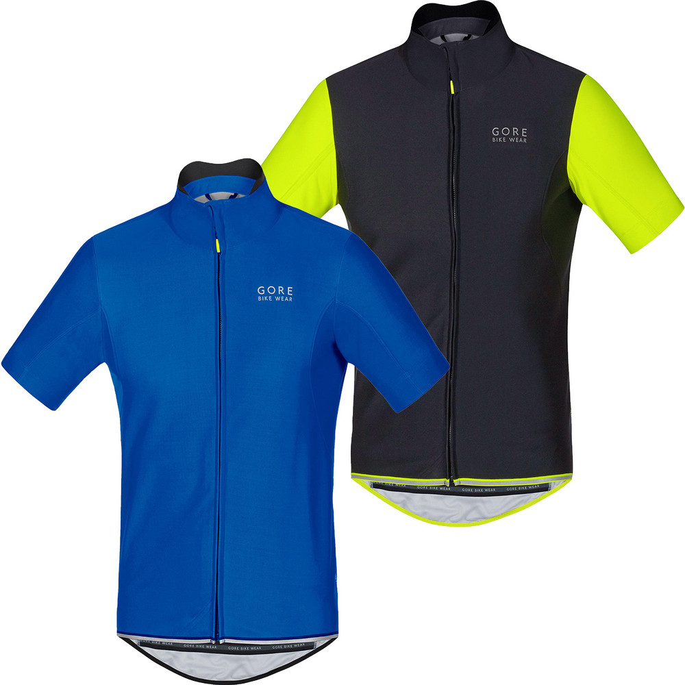 Gore Wear Power Windstopper Soft Shell Short Sleeve Jersey