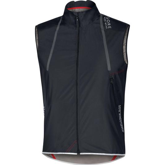 Gore Bike Wear Oxygen Windstopper Active Shell Light Vest