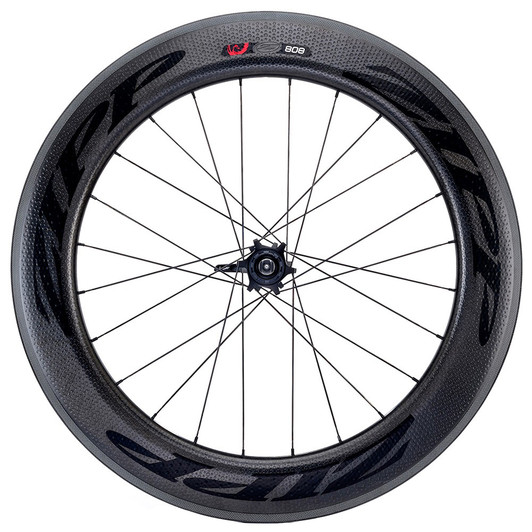Zipp 808 Firecrest Carbon Clincher Rear Wheel 2017