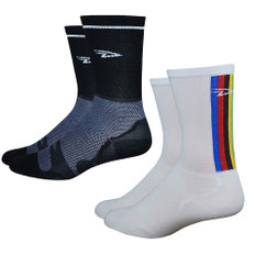 DeFeet Levitator Lite 5 Inch Socks