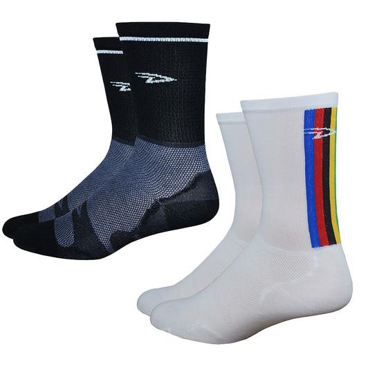 DeFeet Levitator Lite 5 Inch Socks
