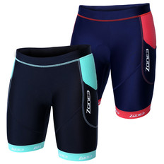 Zone3 Aquaflo Plus Womens Tri Short