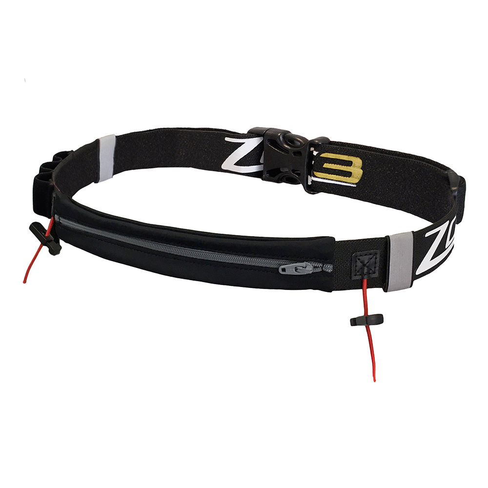 Zone3 Race Belt With Lycra Pouch