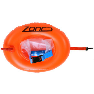 Zone3 Swim Buoy Donut Dry Bag
