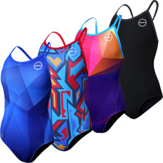 Zone3 Xfinity Bound Back Womens Swimsuit