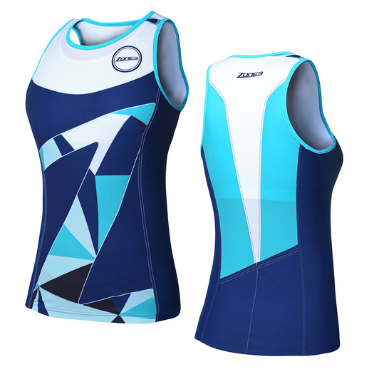 Zone3 Lava Womens Tri Top