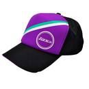 Zone3 Flat Peak Trucker Cap