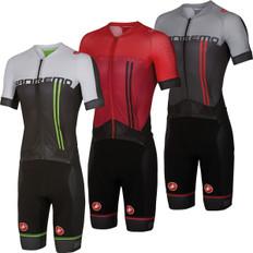 Castelli Sanremo 3.2 Short Sleeve Speedsuit