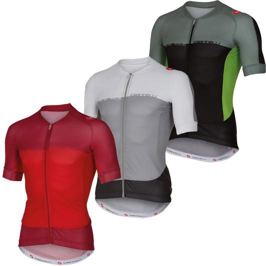 Castelli Aero Race 5.1 Short Sleeve Jersey SS16  4a901d634