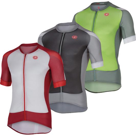 Castelli Climbers 2.0 Short Sleeve Jersey SS16