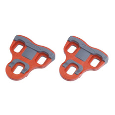 BBB MultiClip Red Look Keo Pedal Cleats