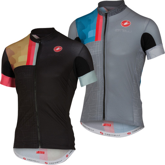 Castelli Rodeo Short Sleeve Jersey