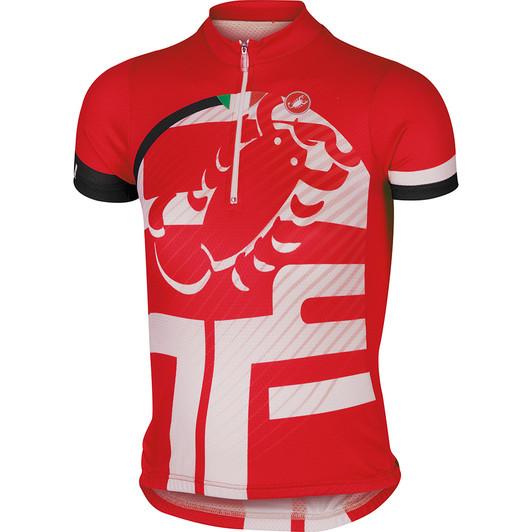 Castelli Veleno Kid Short Sleeve Jersey