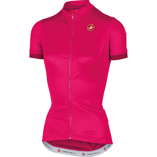 Castelli Anima Womens Short Sleeve Jersey