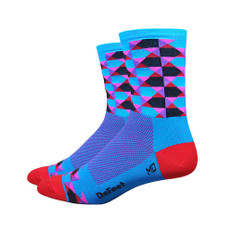 DeFeet Aireator High Ball 4 Inch Socks