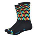 DeFeet Aireator JitterBug Hi-Top 6 Inch Socks