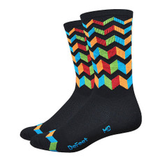 DeFeet Aireator JitterBug Hi-Top 6 Inch Socks