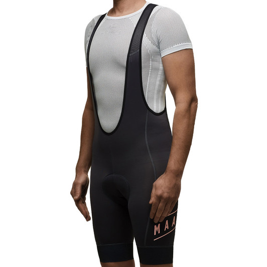 MAAP Team Bib Shorts Dark Grey