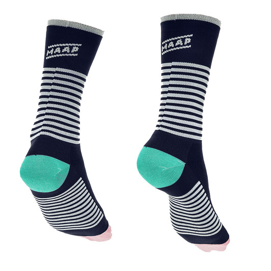 MAAP Block Stripe Socks