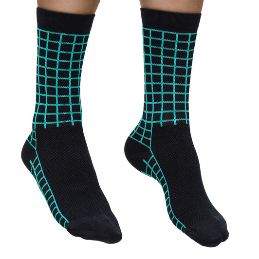 MAAP Grid Cycling Sock