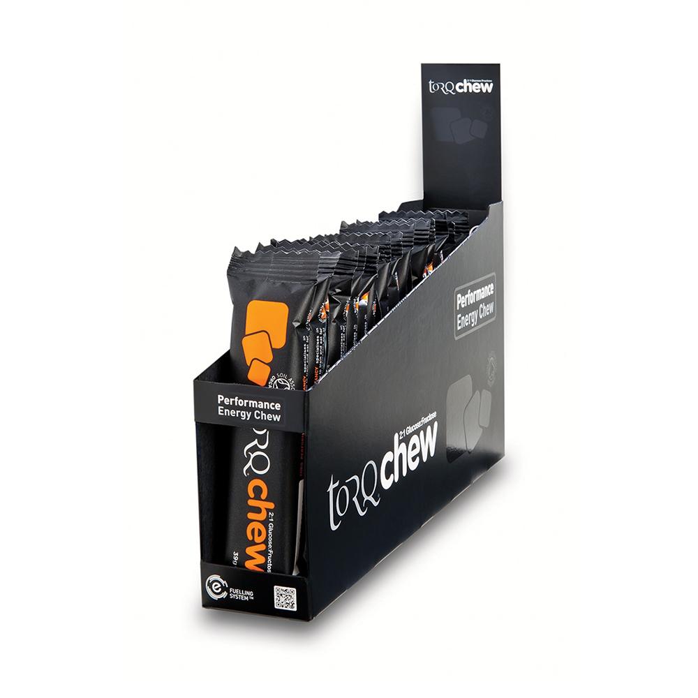 TORQ Energy Chew Box Of 15 X 39g Bars