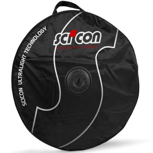 SciCon Single Wheel Bag With External Shields