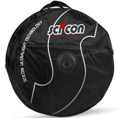 SciCon Double Wheel Bag with External Shields