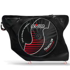 SciCon AeroComfort Triathlon Bike Bag with External Shields