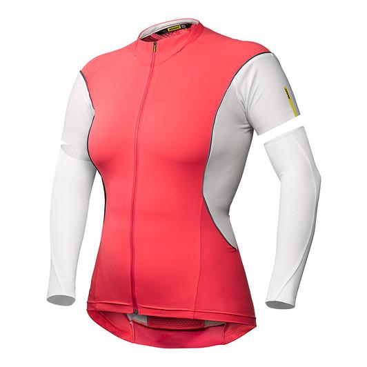 Mavic Cosmic Pro Womens Short Sleeve Jersey With Arm Warmers