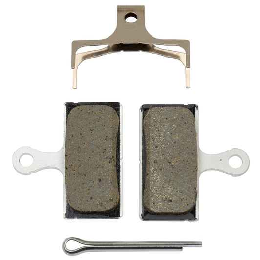 Shimano G02A-R Resin Brake Pad And Spring