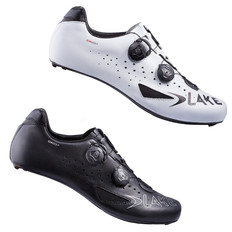 Lake CX237 Road Carbon Twin Boa Shoes Standard Width