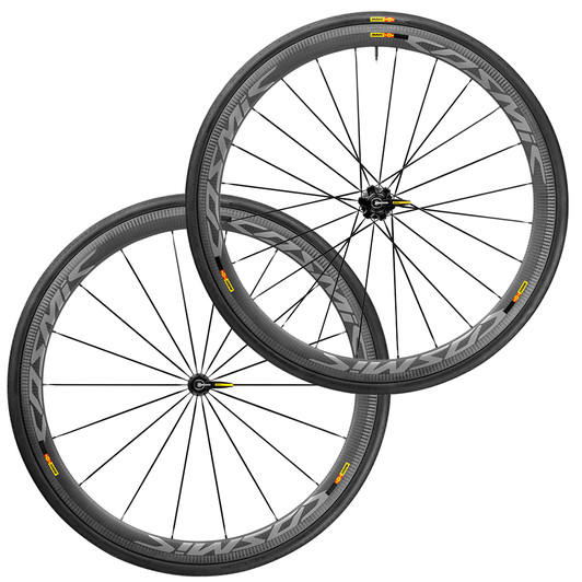 Mavic Cosmic Pro Carbon SL Clincher Centrelock Disc Wheelset