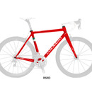 Colnago C60 Italia Dual Routed Road Frameset (Sloping Geometry)