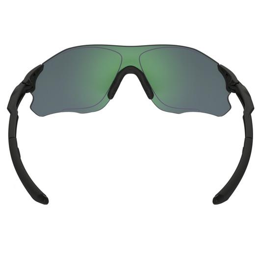 Oakley EVZero Path Sunglasses With Jade Iridium Polarized Lens