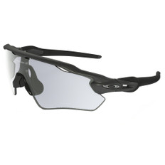 Oakley Radar EV Path Sunglasses with Black Iridium Photochromic Lens