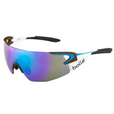 Bolle 5th Element Pro Team Sunglasses with Blue Violet Oleo Lens