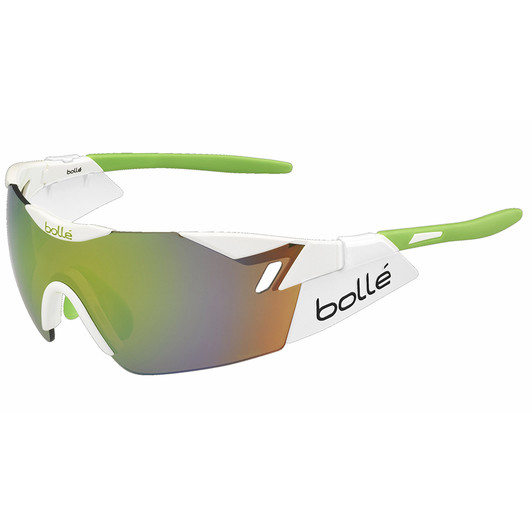 Bolle 6th Sense Sunglasses With Modulator Brown Emerald Lens