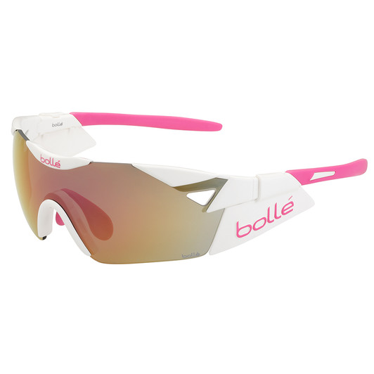 Bolle 6th Sense S Sunglasses With Rose Gold Oleo Lens