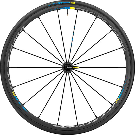 Mavic Haute Route Ksyrium Pro Exalith 25mm Alloy Clincher Wheelset