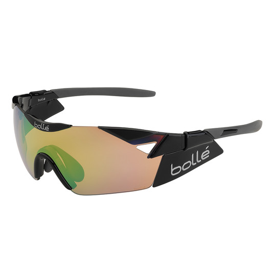 Bolle 6th Sense S Sunglasses With Modulator Brown Emerald Oleo Lens