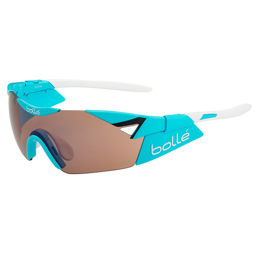 Bolle 6th Sense S Sunglasses With Modulator Rose Gun Oleo Lens