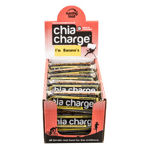Chia Charge Flapjack Box Of 20 X 80g Bars