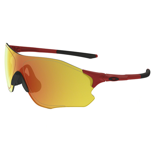 193296bf04 Oakley EVZero Path Sunglasses With Fire Iridium Lens ...