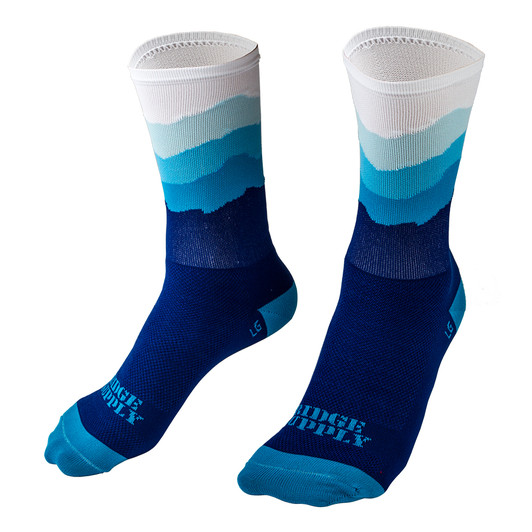 Ridge Supply Skyline Dawn Edition Sock