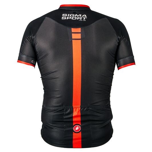 Sigma Sports Marathon Short Sleeve Jersey By Castelli
