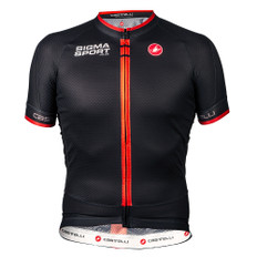 Sigma Sports Marathon Short Sleeve Jersey by Castelli